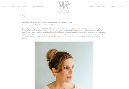 Karine France-Matsumoto_Behind_The_Artist_Weddings_By_Willy_and_Meghan